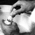 Crema de barbierit si apa dura