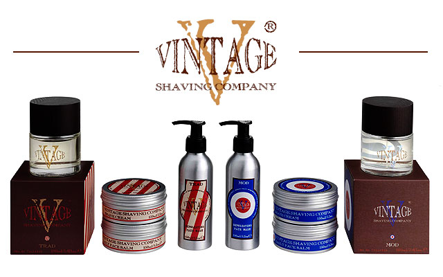 Vintage Shaving (UK)