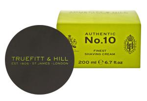 Crema de barbierit Truefitt & Hill No.10