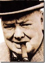 churchill cigar