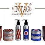 O noua marca de produse pentru barbierit - Vintage Shaving