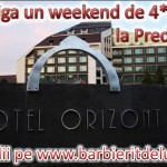 Promotie - castiga un weekend de 4* la Predeal!